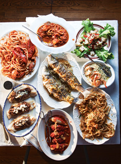 2011 for What is the feast of seven fishes